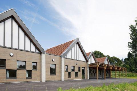 ARVAL architecture - Ecole primaire – Morienval - 3 Arval Ecole primaire Morienval