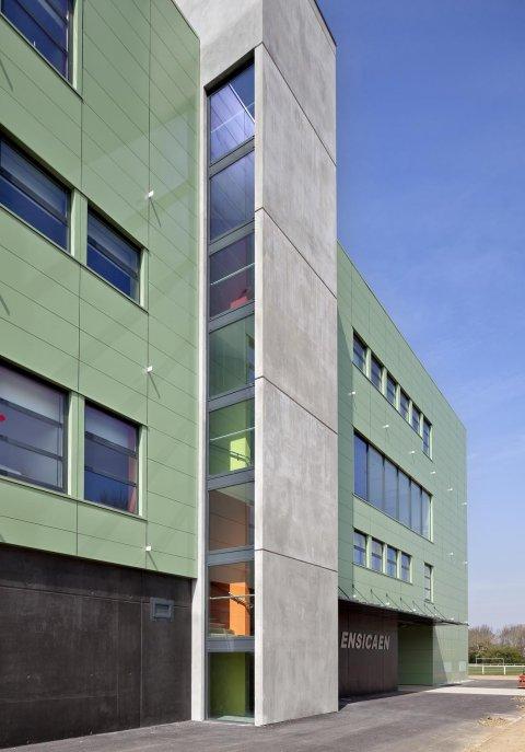 ARVAL architecture - ENSI – Caen - 1 Arval ENSI Caen