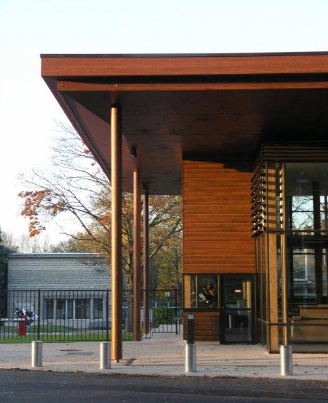 ARVAL architecture - Ineris – Verneuil-en-Halatte - 2