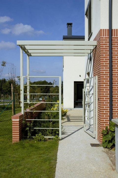 ARVAL architecture - Les villas de Flore – Amiens - 8