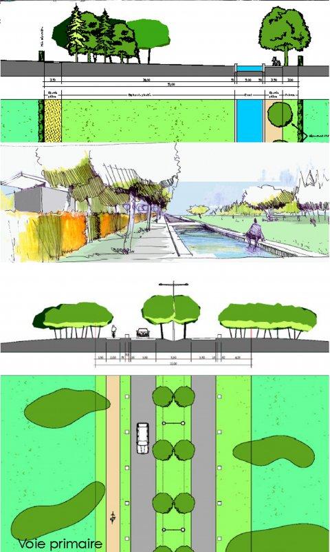 ARVAL architecture - Schéma directeur – Ilinskoyé (Russie) - 8 Arval Ilinscoye 8
