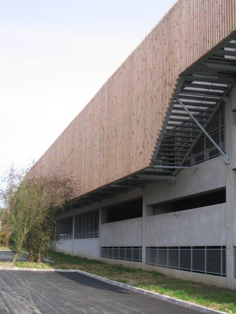 ARVAL architecture - Parking – Valenciennes - 3 Arval Parking Valenciennes 3