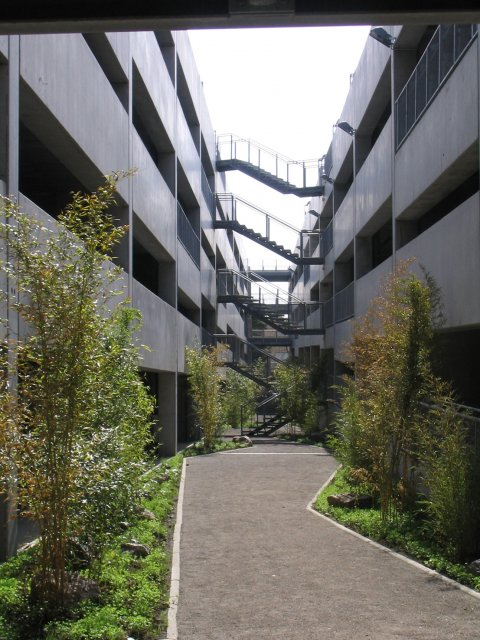 ARVAL architecture - Parking – Valenciennes - 6 Arval Parking Valenciennes 4