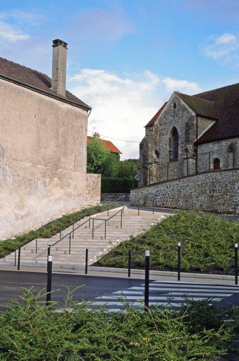 ARVAL architecture - Rue Pierre Sémard – Etampes sur Marne - 9 Arval rue pierre sémard étampe 8