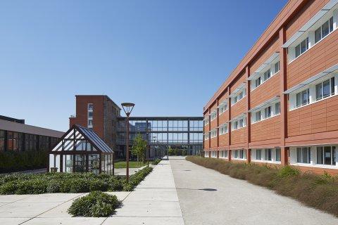 ARVAL architecture - Cité scolaire-Réhabilitation – Amiens - 12 Arval Cité scolaire Réhabilitation 14