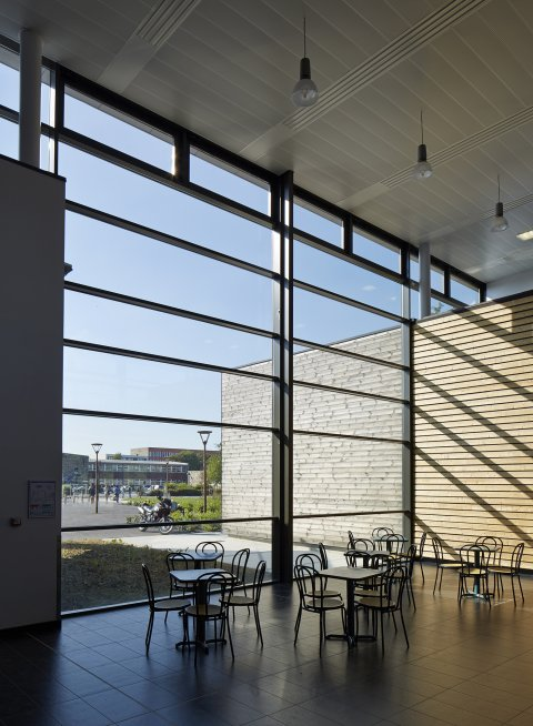 ARVAL architecture - Cité scolaire-Réhabilitation – Amiens - 15 Arval Cité scolaire Réhabilitation 18