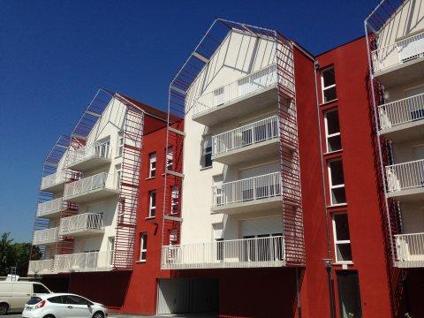 ARVAL architecture - Résidence le Fleura – Creil - 5 arval le fleura 12