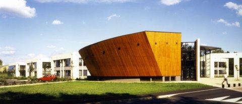 ARVAL architecture - Université de Technologie – Compiègne - 6 Arval UTC Compiègne