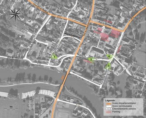 ARVAL architecture - Requalification du Centre Bourg – Choisy-au-bac - 7 Arval centre bourg Choisy au bac