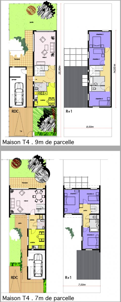 ARVAL architecture - Les Vergers Paul Claudel tranche 2 – Amiens - 4 Arval Paul Claudel Amiens