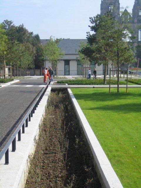 ARVAL architecture - Pavillons d'entrée Caserne Gouraud – Soissons - 3 Arval Pavillons Gouraud Soissons
