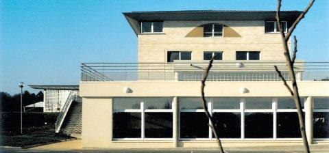 ARVAL architecture - Lycée Européen – Villers Cotterêts - 8 Arval Lycée Européen Villers Cotterêts