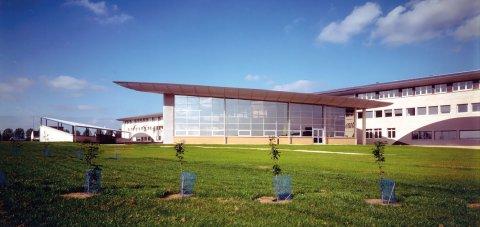 ARVAL architecture - Lycée Européen – Villers Cotterêts - 6 Arval Lycée Européen Villers Cotterêts