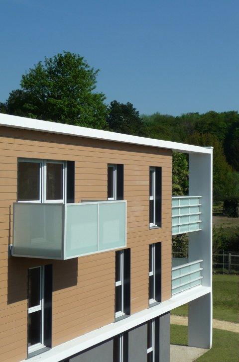 ARVAL architecture - 50 logements personnes âgées – Choisy-au-Bac - 6 Arval logements Choisy au Bac