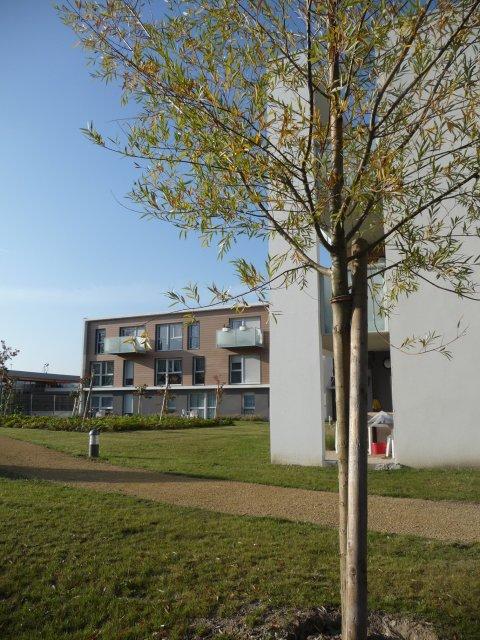 ARVAL architecture - 50 logements personnes âgées – Choisy-au-Bac - 4 Arval logements Choisy au Bac
