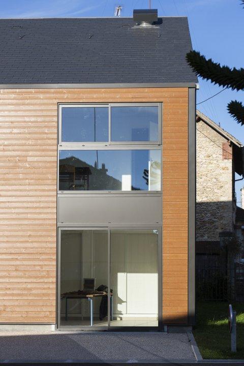 ARVAL architecture - Maison paroissiale – Cuise-la-Motte - 3 Arval Chapelle Cuise la Motte