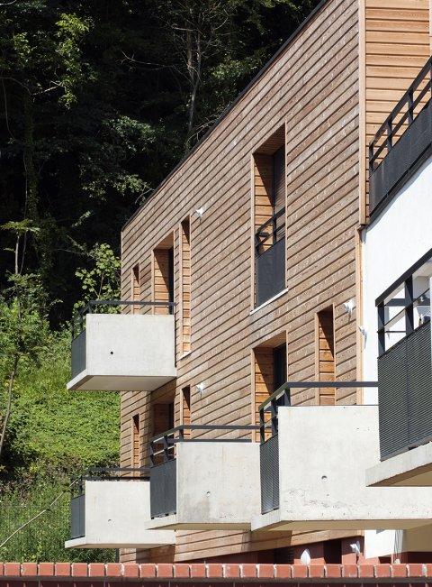 ARVAL architecture - Logements – Jaux - 6 ARVAL Logements Jaux - vue 2