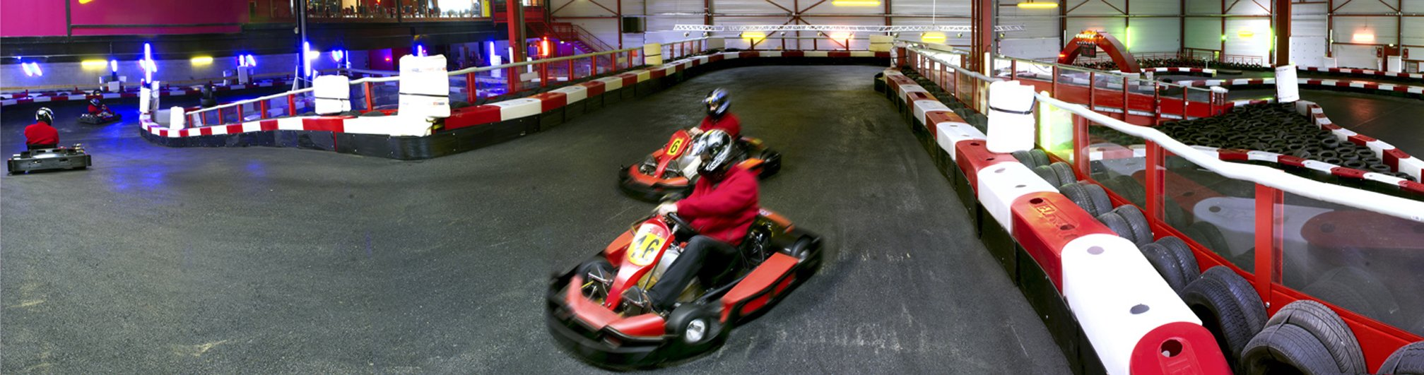 karting compiegne