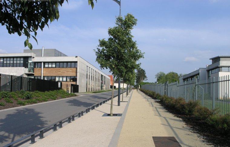 ARVAL architecture - ZAC de Royallieu – Compiègne - 9 Arval ZAC de Royallieu