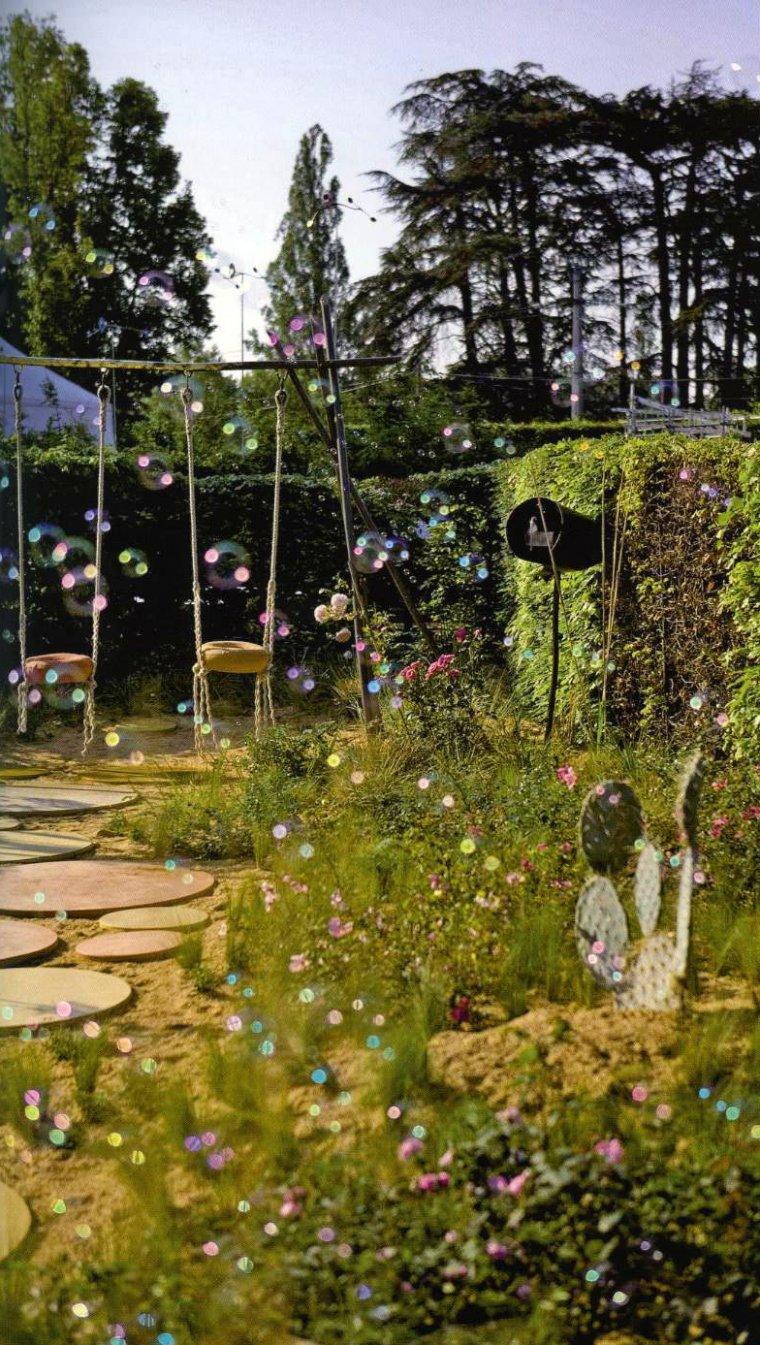 ARVAL architecture - Jardins Mobiles – Chaumont-sur-Loire - 1 Arval Jardins Mobiles