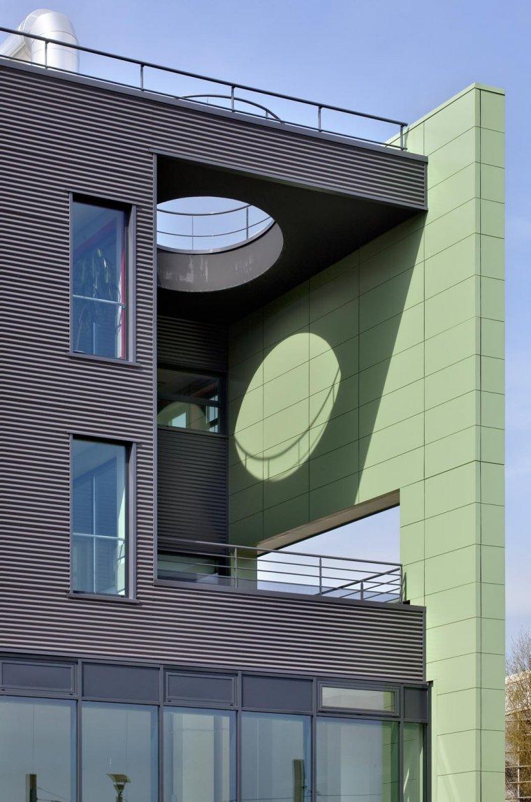 ARVAL architecture - ENSI – Caen - 5 Arval ENSI Caen
