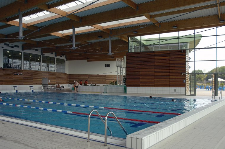 ARVAL architecture - Centre nautique intercommunal – Trie Château - 12