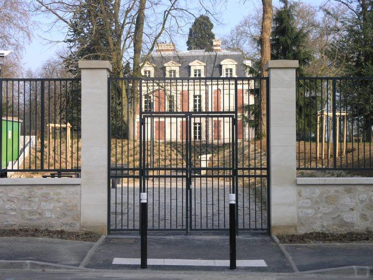 ARVAL architecture - Parc du château – ZAC de Louvres - 15 Arval ZAC de Louvres