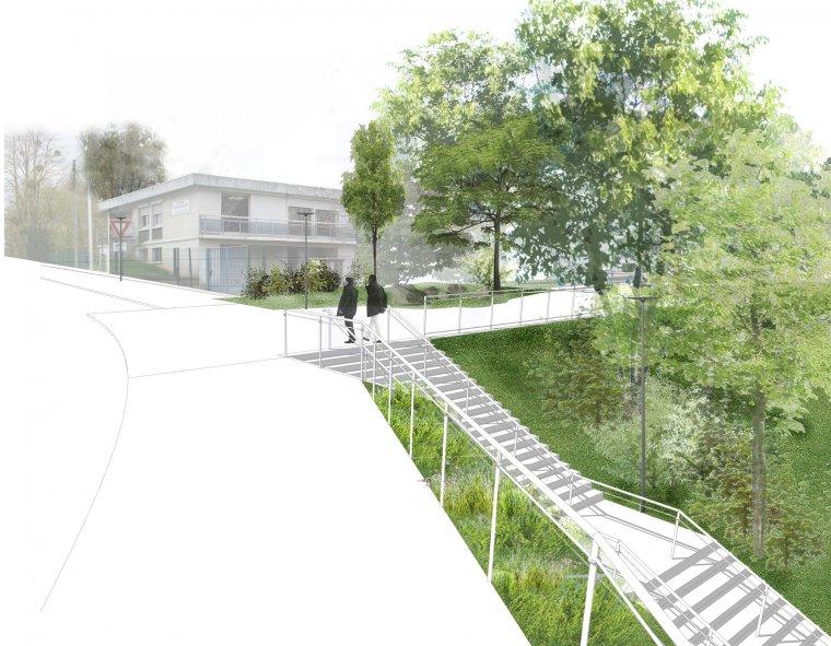 ARVAL architecture - Rampe urbaine – Creil - 7 Arval rampe creil 6