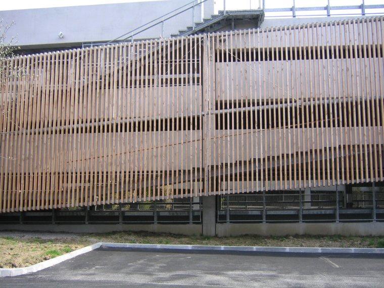ARVAL architecture - Parking – Valenciennes - 2 Arval Parking Valenciennes 2