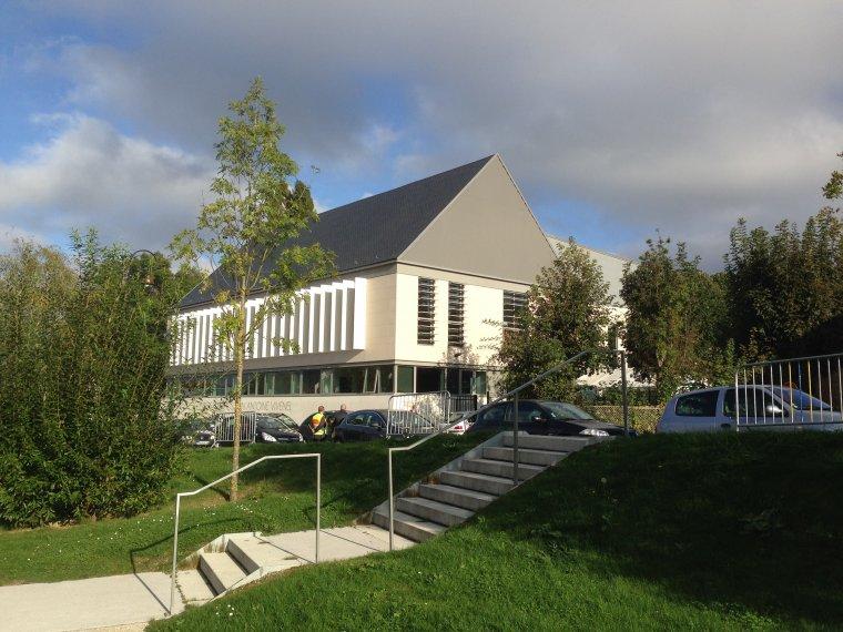 ARVAL architecture - Maison de l'archéologie – Compiègne - 7 arval maison de l'archeologie compiegne 8