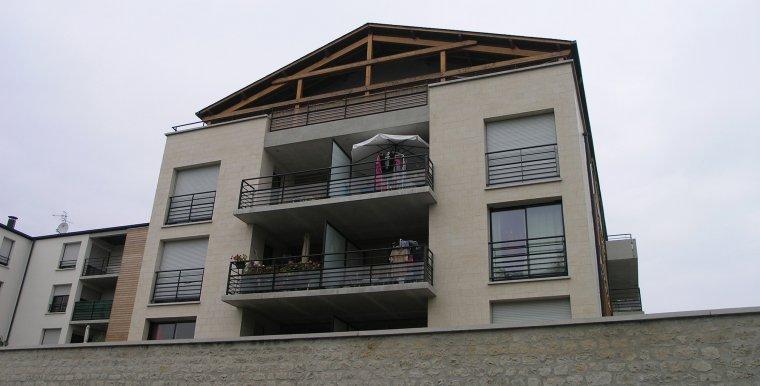 """ARVAL architecture - Résidence """"Les Vignes"""" – Soissons - 9 Arval Résidence des Vignes Soissons"""