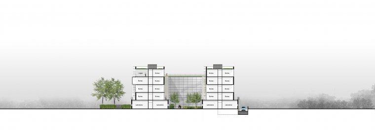 ARVAL architecture - ENSICAEN 2 – Caen-la-mer - 10 Arval Ensicaen 2 Caen