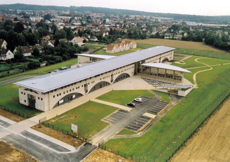 ARVAL architecture - Lycée Européen – Villers Cotterêts - 5 Arval Lycée Européen Villers Cotterêts