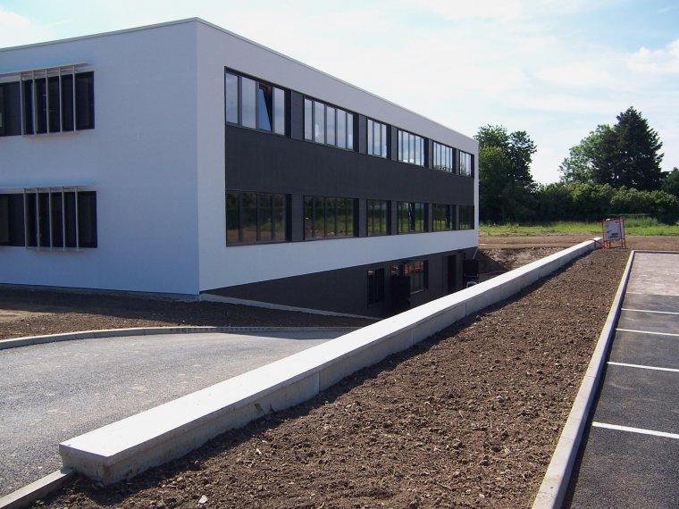 ARVAL architecture - Bureaux de Quille – Beauvais - 5 Arval bureaux Quilles Beauvais
