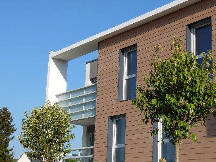 ARVAL architecture - 50 logements personnes âgées – Choisy-au-Bac - 3 Arval logements Choisy au Bac