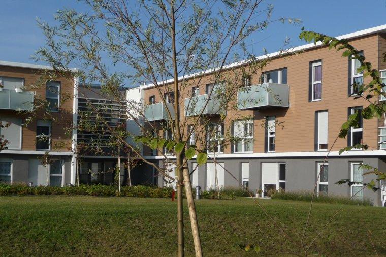 ARVAL architecture - 50 logements personnes âgées – Choisy-au-Bac - 5 Arval logements Choisy au Bac