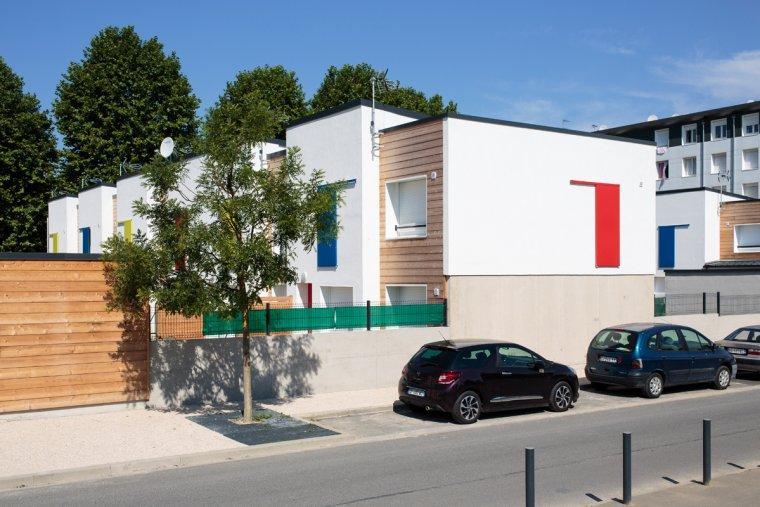 ARVAL architecture - 10 + 10 – Nogent sur Oise (Oise) - 7 Arval 10+10 Nogent sur Oise