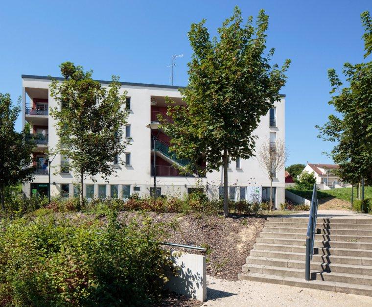 """ARVAL architecture - """"La Commanderie"""" – Nogent sur Oise (Oise) - 4 Arval La Commanderie"""
