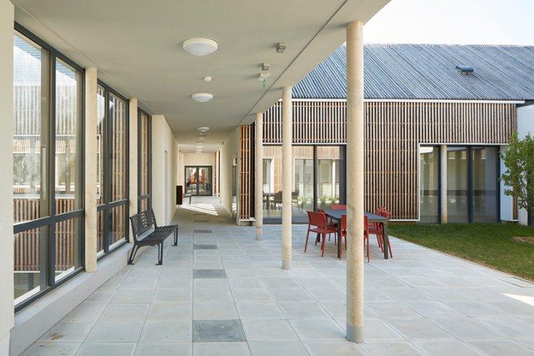 ARVAL architecture - FAM – Bailleul sur Therain - 6 arval fam bailleuil sur therain