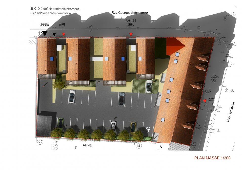 ARVAL architecture - Résidence le Fleura – Creil - 12 arval le fleura 4