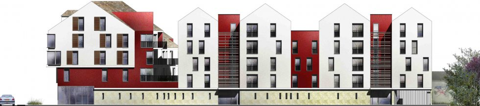 ARVAL architecture - Résidence le Fleura – Creil - 13 arval le fleura 5