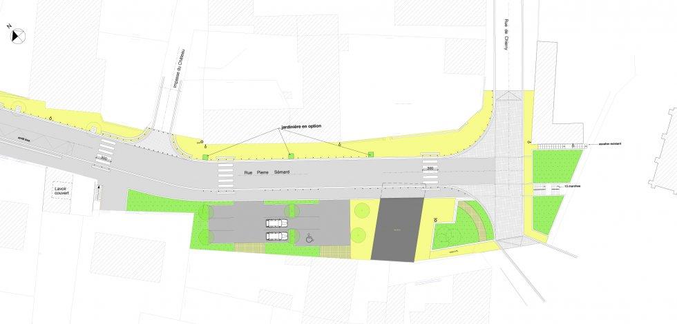 ARVAL architecture - Rue Pierre Sémard – Etampes sur Marne - 3 Arval rue pierre sémard étampe 2
