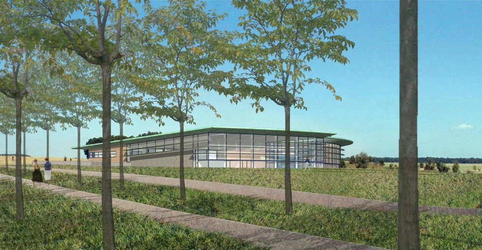 ARVAL architecture - Centre nautique intercommunal – Trie Château - 3
