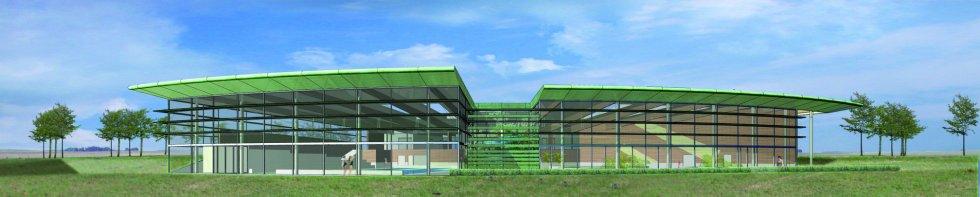ARVAL architecture - Centre nautique intercommunal – Trie Château - 7