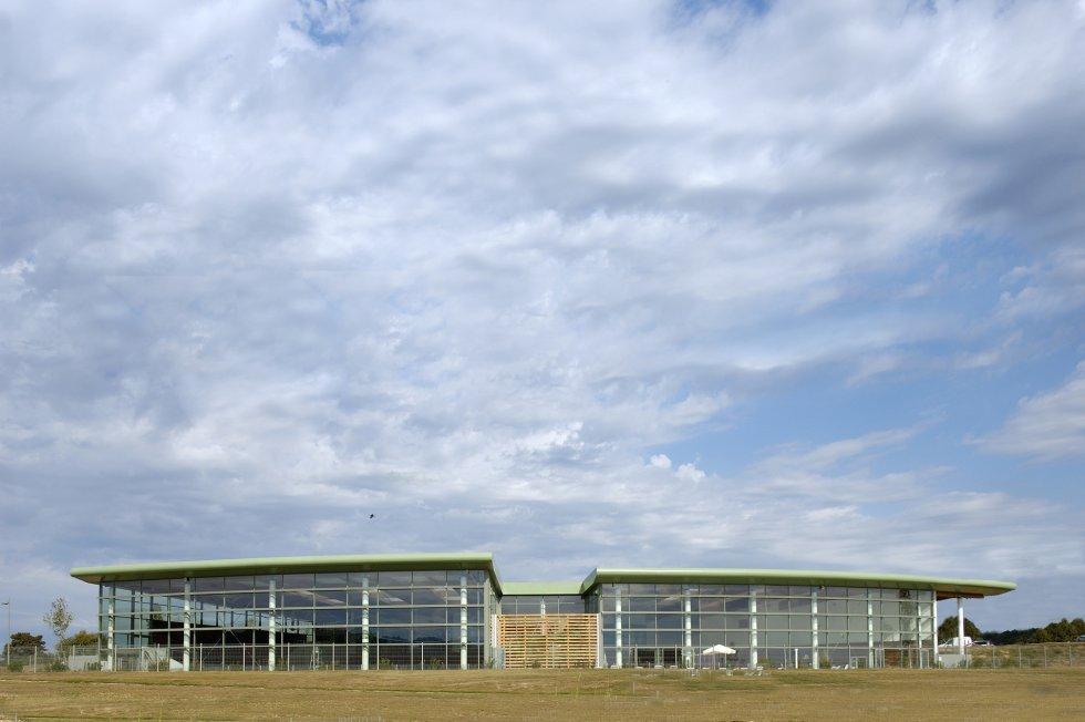ARVAL architecture - Centre nautique intercommunal – Trie Château - 8