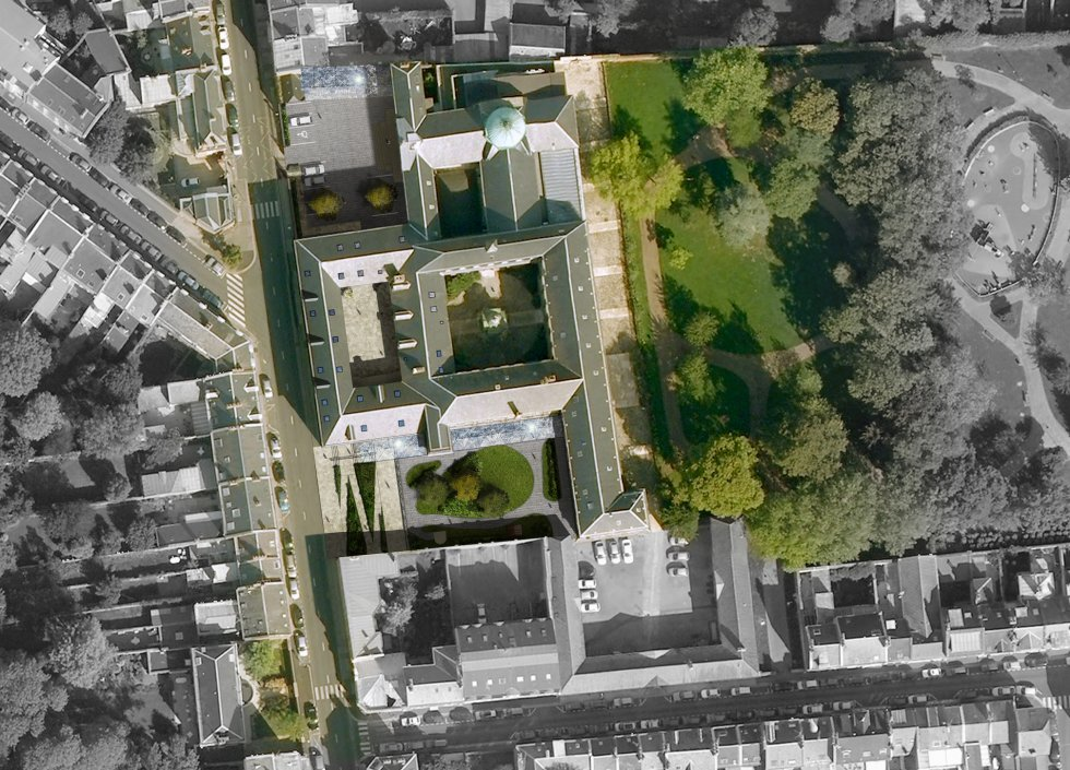 ARVAL architecture - Archives départementales de la Somme – Amiens - 7 Arval archives départementales somme 10