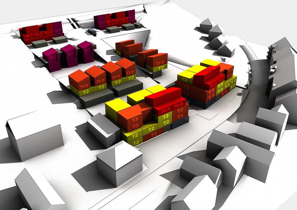 ARVAL architecture - Logements – Béthisy Saint Pierre - 4