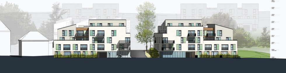 ARVAL architecture - Logements – Béthisy Saint Pierre - 5
