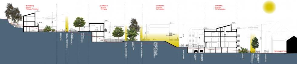 ARVAL architecture - Logements – Béthisy Saint Pierre - 8