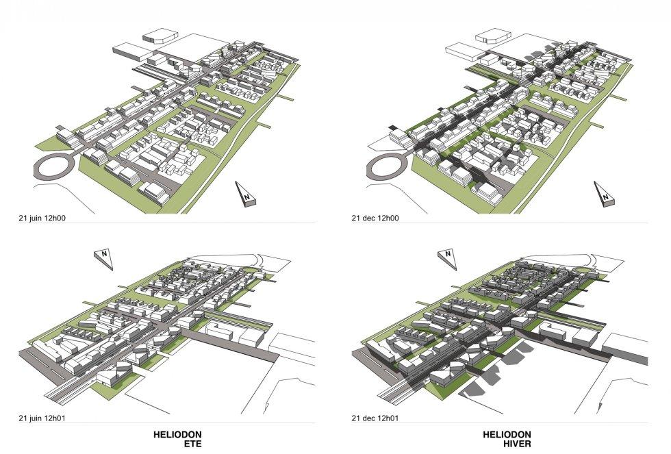 ARVAL architecture - Ecoquartier – Jaux - 5 arval ecoquartier jaux 2